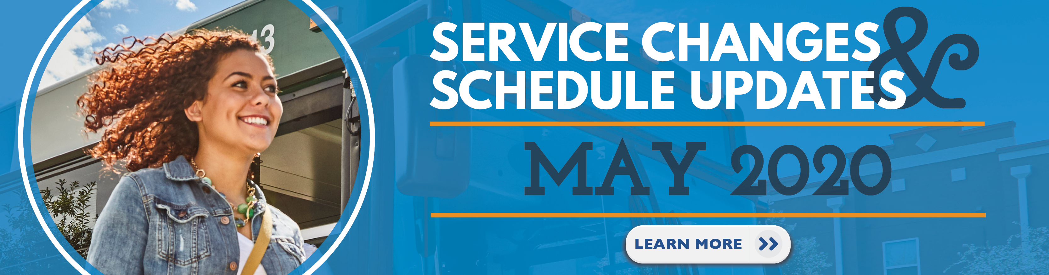 DCTA May 2020 Service Changes