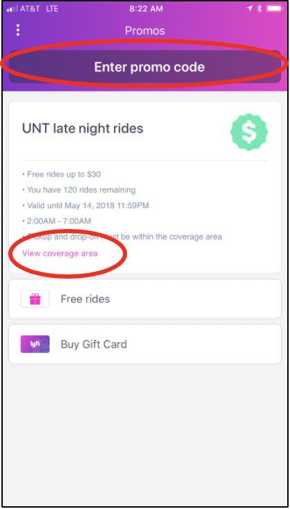 lyft codes for existing users 2018