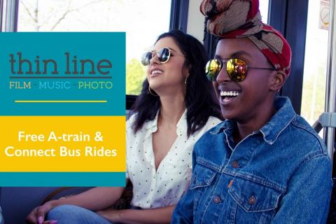 DCTA Thin Line Festival Free Rides