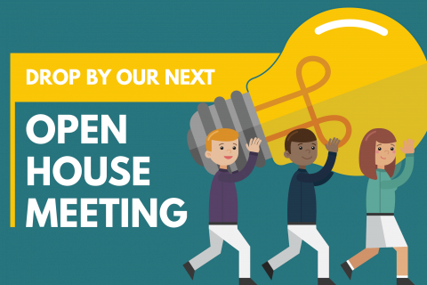 May Open House Meetings