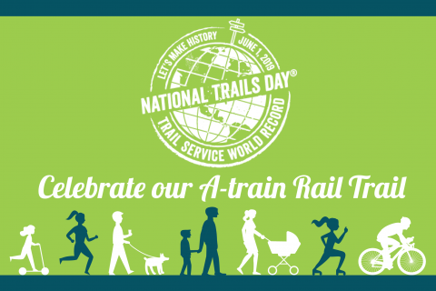 National Trails Day DCTA
