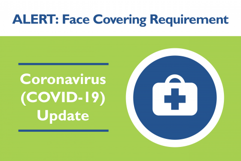 DCTA Face Covering Requirement